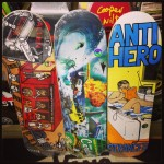 New Antihero decks! (8.62 x 32.56, 8.5 x 32.25, 8.4 x 32)
