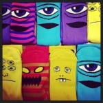 Get some Toy Machine socks, fool!