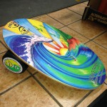 The indo board balance trainer would make a great Christmas gift!