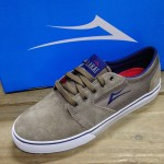 The Lakai Fura in walnut suede!