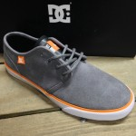 The DC studio in a grey and orange combo, looking smooth!