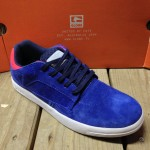 The Globe Delta in an all new Blue color way.
