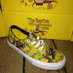 Get on the Yellow submarine with this great Vans and Beatles  collab ERA!