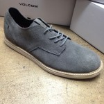 Volcom Dapps shoe in grey!