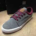 Globe GS in Charcoal Suede!