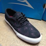 Lakai Camby in black/ paisley!