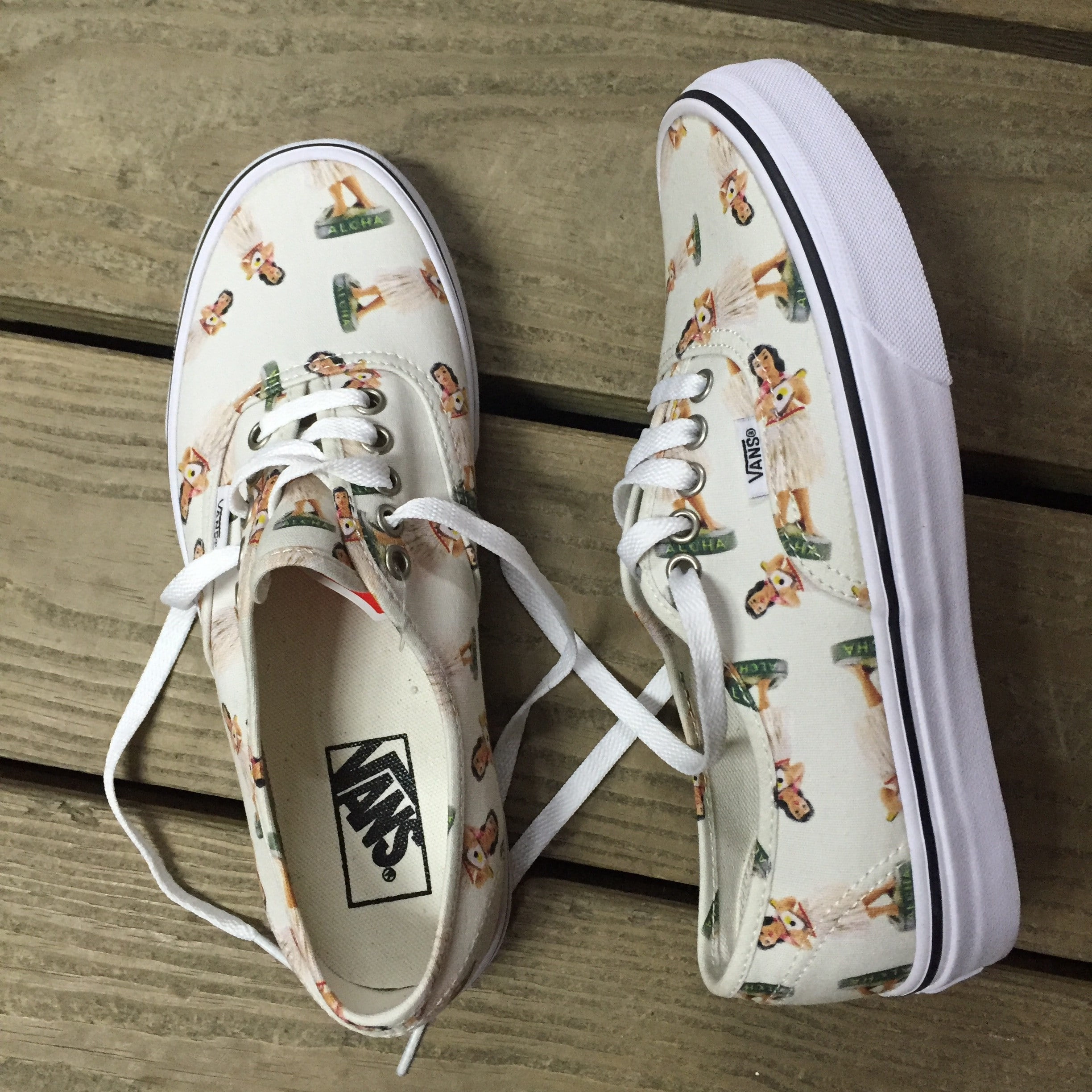 Celebrate Vans 50th with some festive