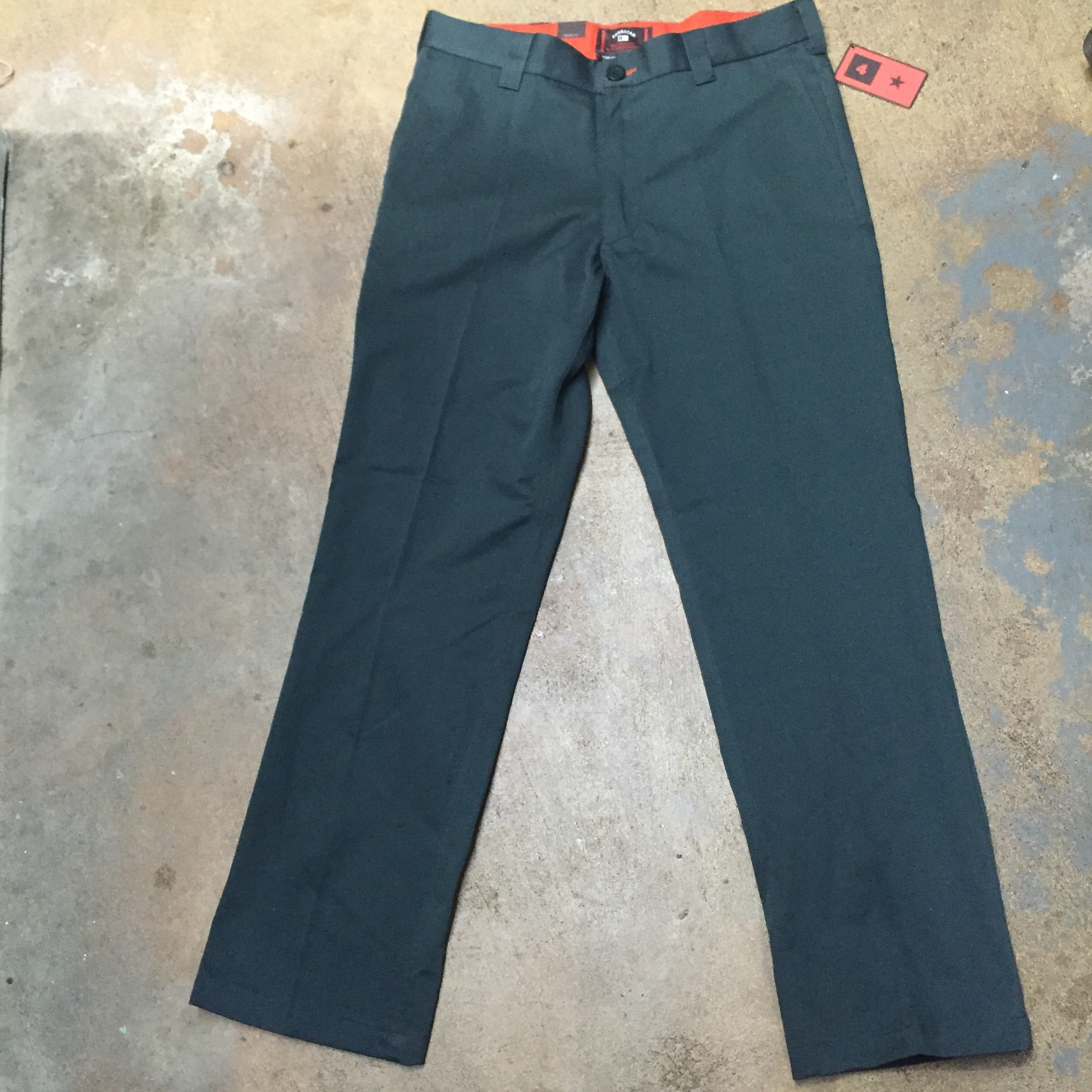 Four Star x 4Q conditioning Max Schaaf work pants