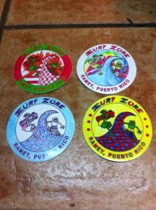 Surf Zone new colors