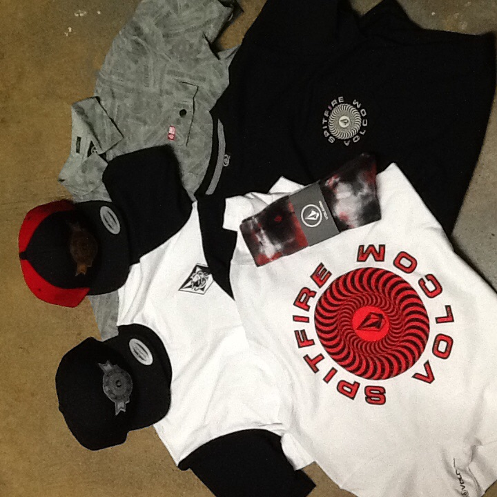 The Volcom x Spitfire Collection!