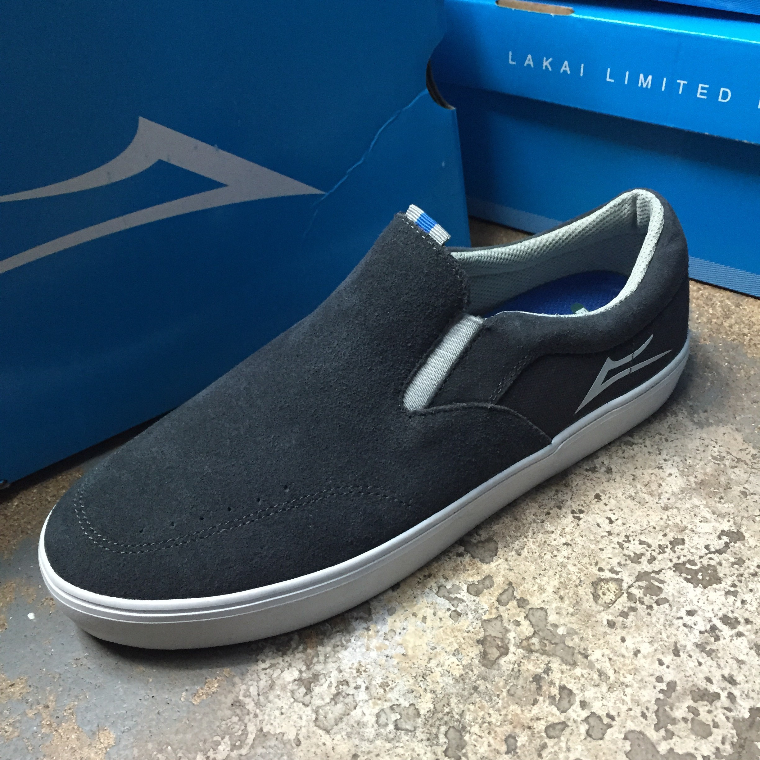Lakai Owen (Phantom Suede)