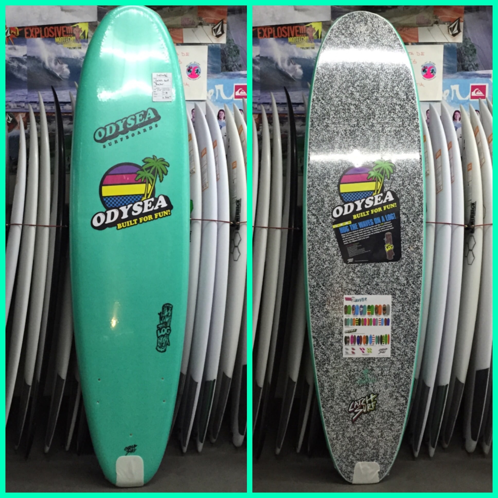 Catch Surf Odysea the Log 7'0""
