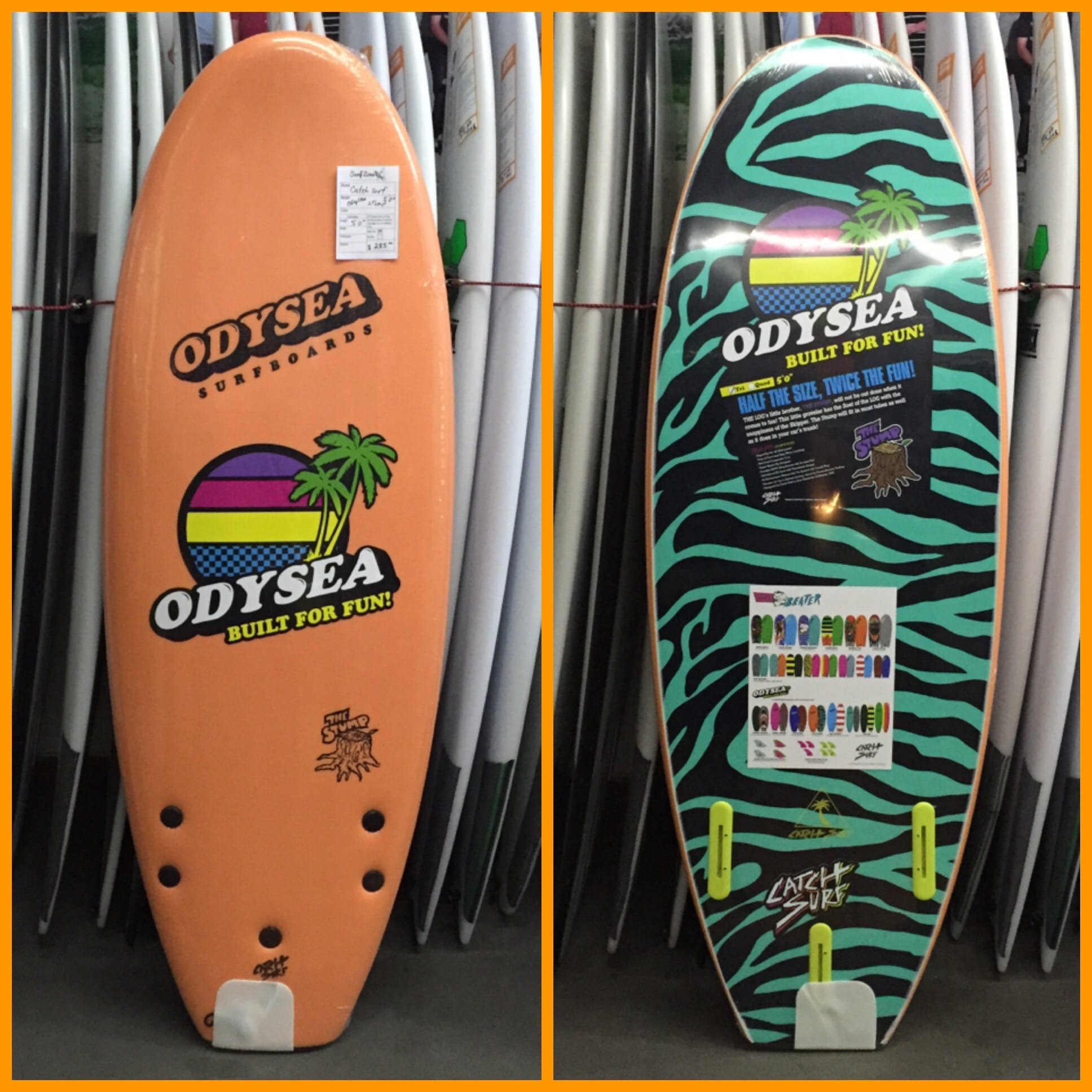 "Catch Surf Odysea thruster 5'0"" Thruster"