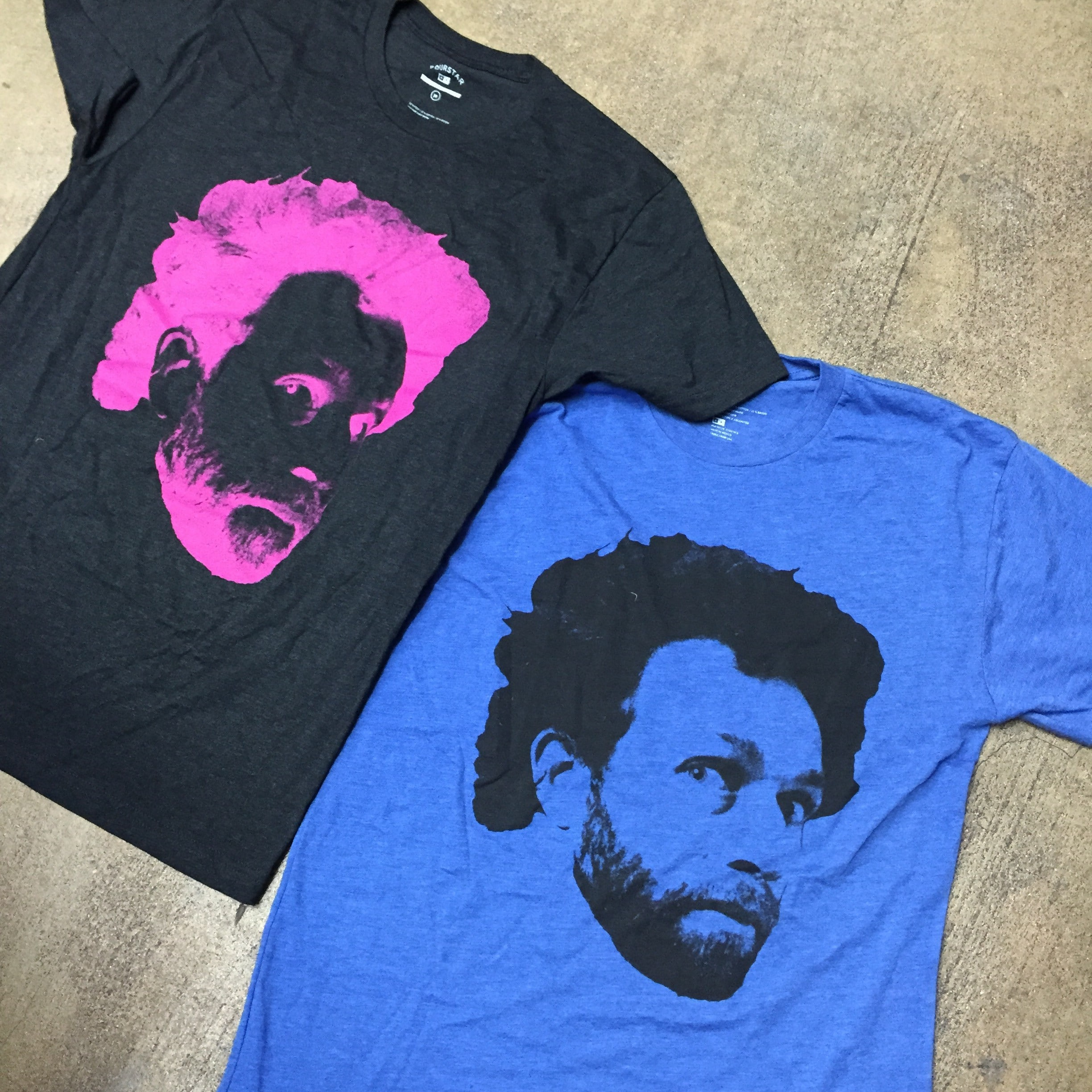 Four Star Mark Gonzales shirts