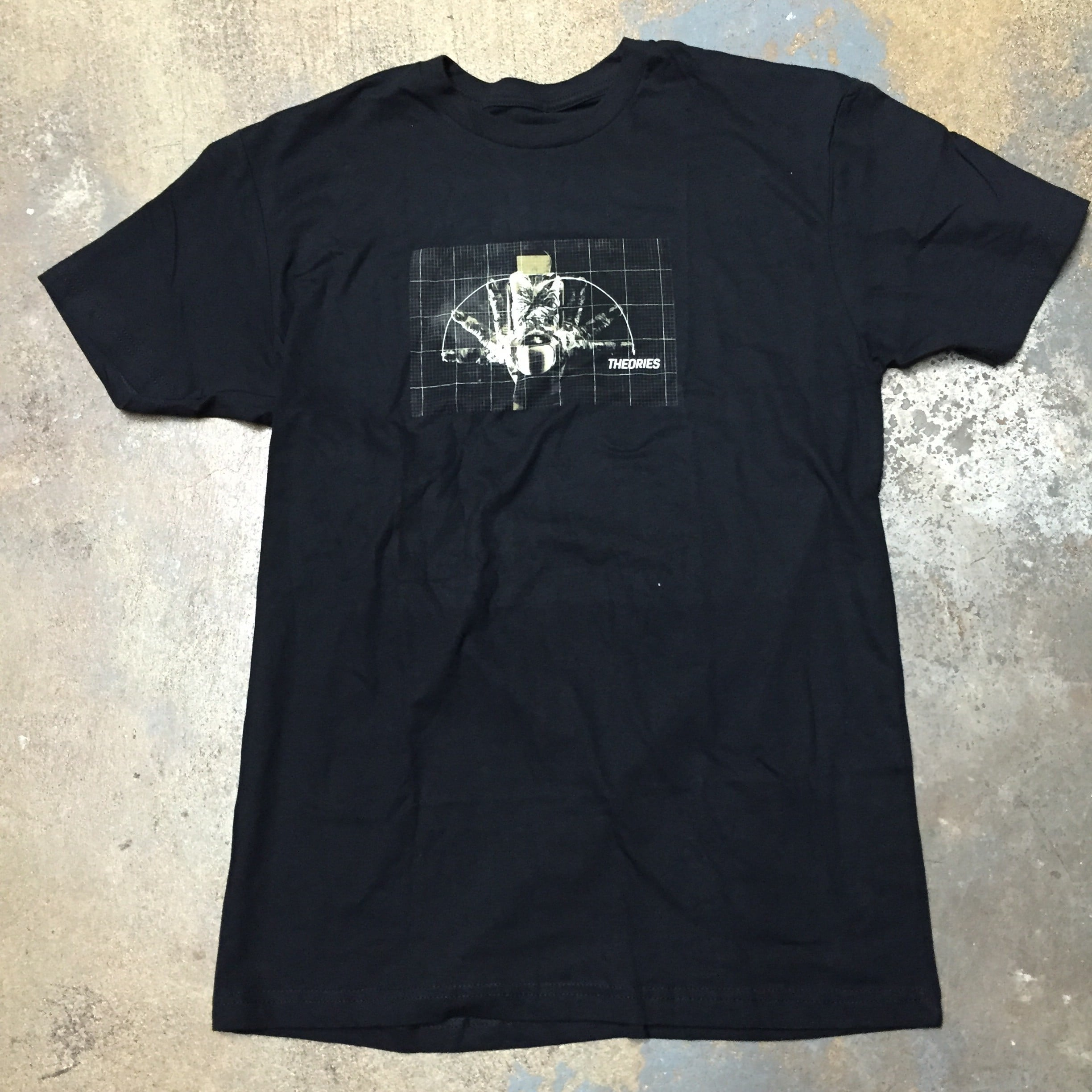 Theories New Dimension t-shirt