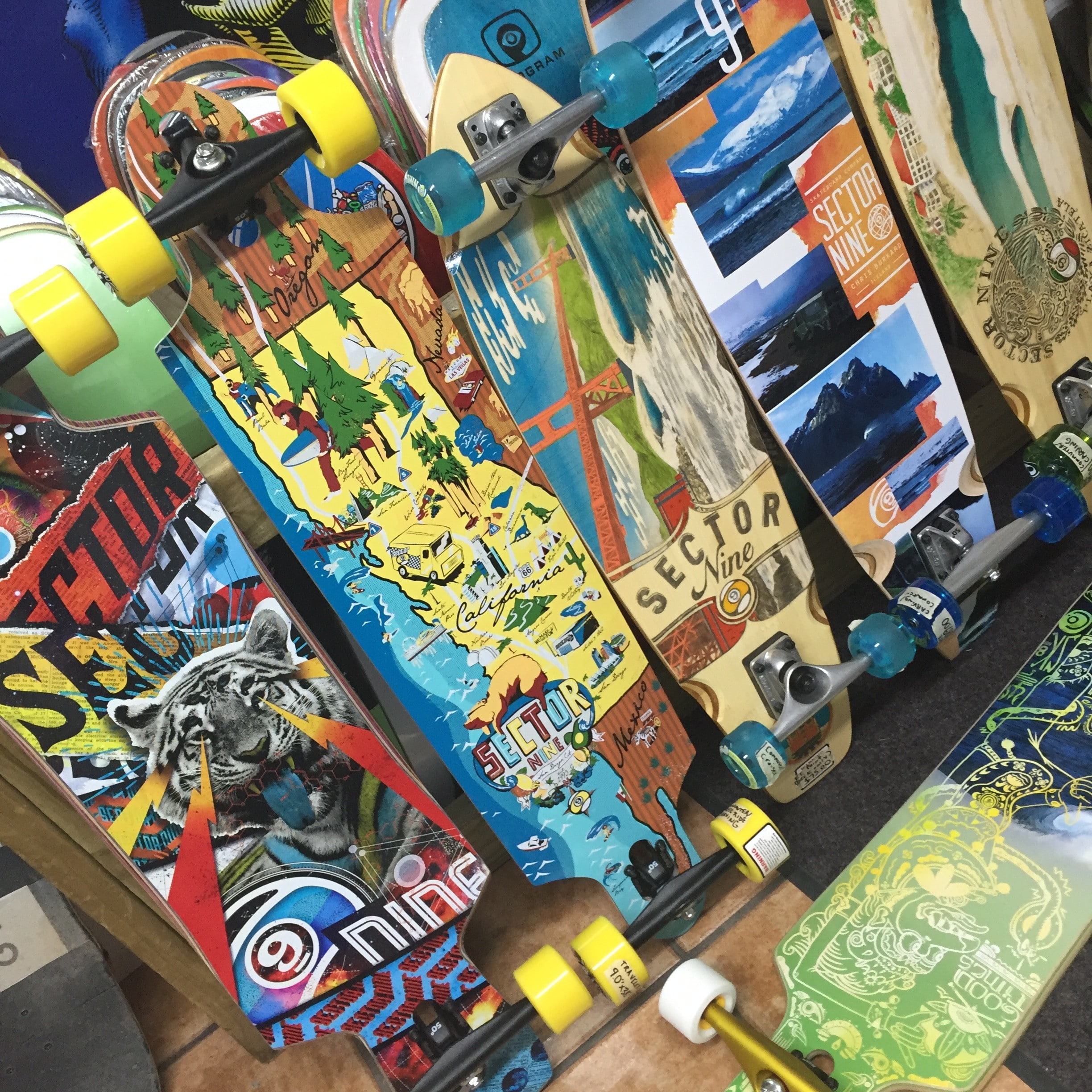 Sector 9!