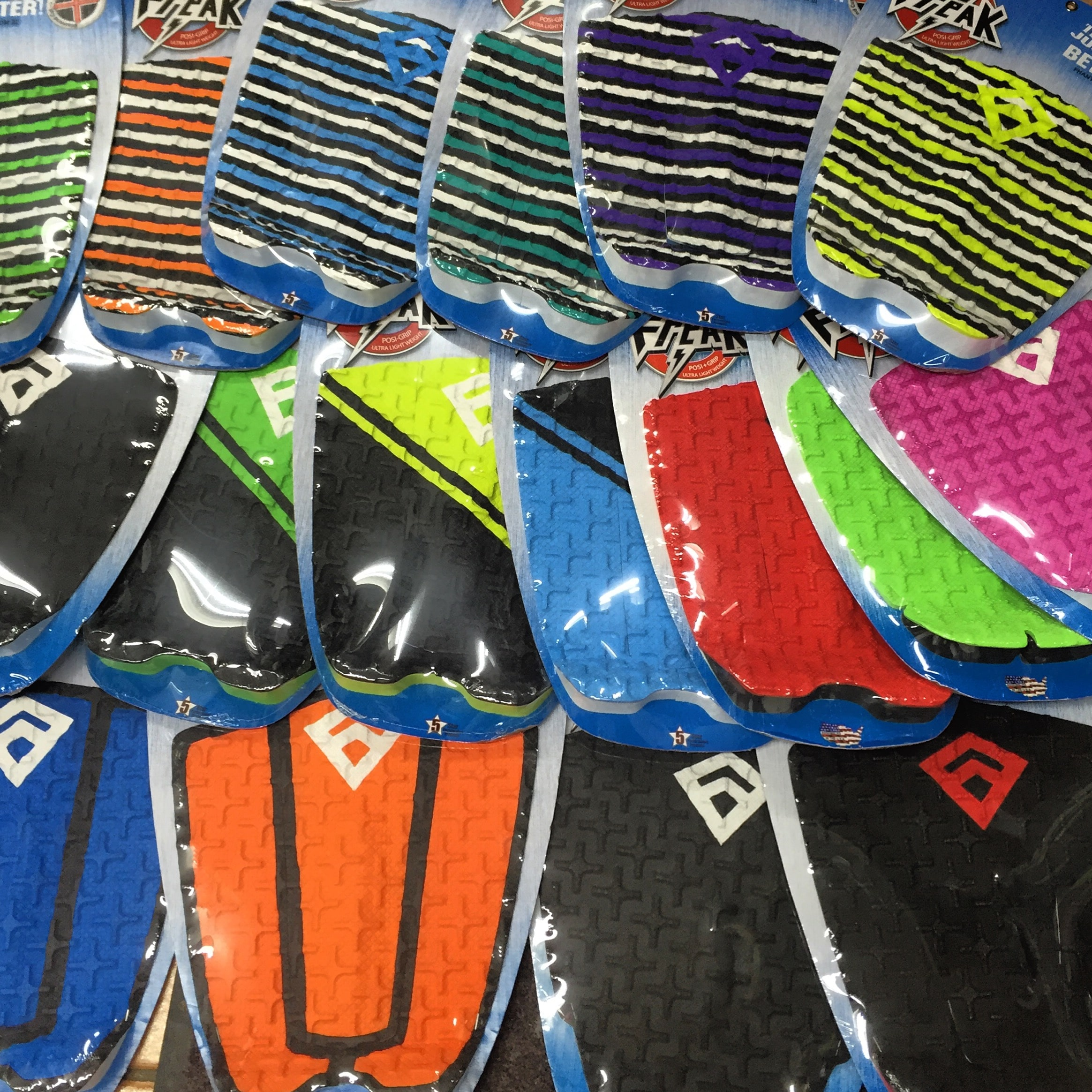 We just got in a fresh batch of Freak traction!