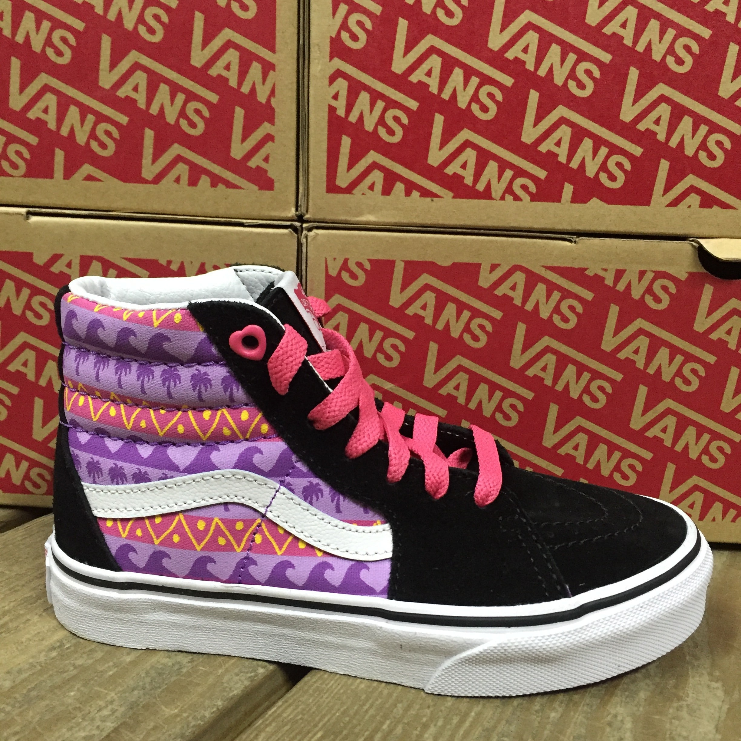 28efdda6d7 Celebrate Vans 50th with some festive new colors!